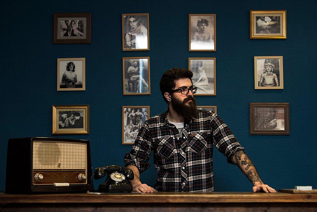 La Barbería Salón de Tatuaje